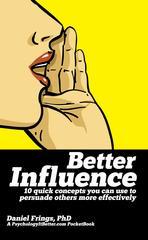 Better Influence