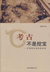 考古不是挖宝:中国考古的是是非非