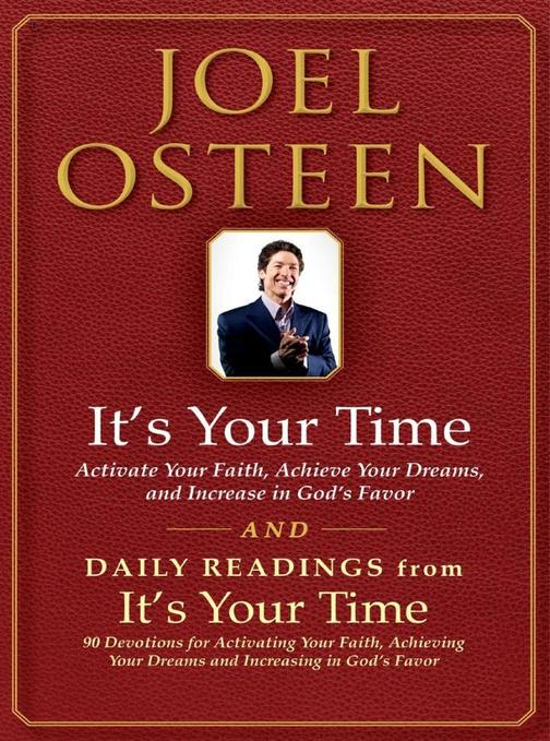 It's Your Time and Daily Readings from It's Your Time Boxed Set