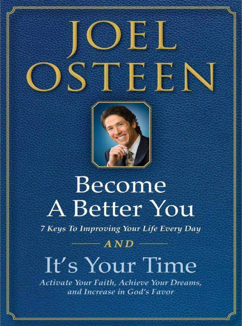 It's Your Time and Become a Better You Boxed Set