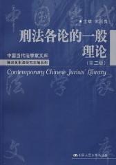 刑法各论的一般理论(第二版)(仅适用PC阅读)