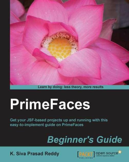 PrimeFaces Beginner's Guide