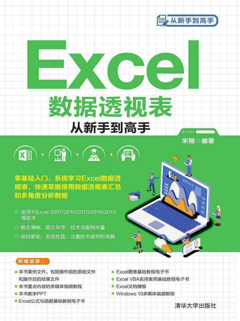 Excel数据透视表从新手到高手