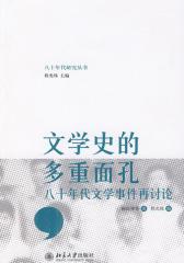 文学史的多重面孔:八十年代文学事件再讨论(八十年代研究丛书)