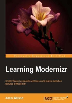 Learning Modernizr