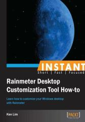 Instant Rainmeter Desktop Customization Tool How-to