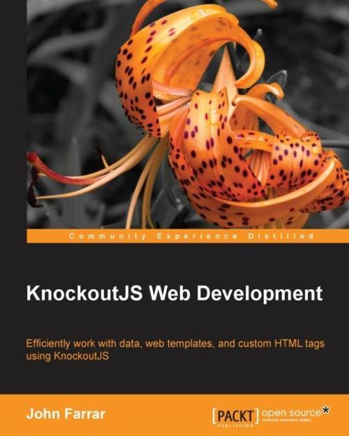 KnockoutJS Web Development