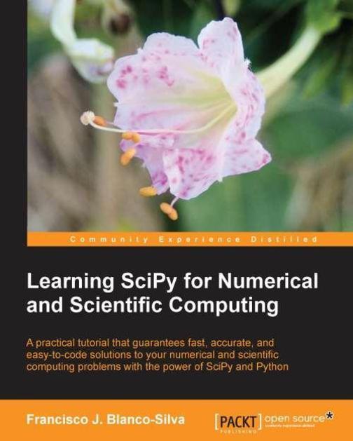 Learning SciPy for Numerical & Scientific Computing_Mini