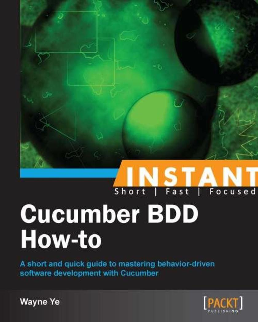 Instant Cucumber BDD How-to
