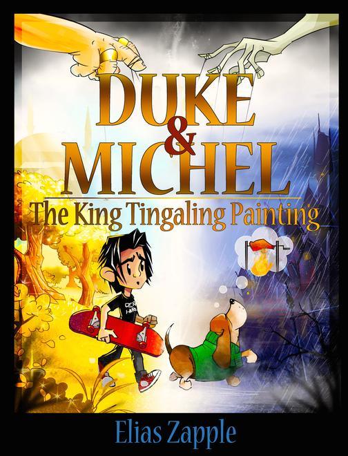 The King Tingaling Painting: American-English Edition
