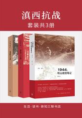 滇西抗战(套装共3册)