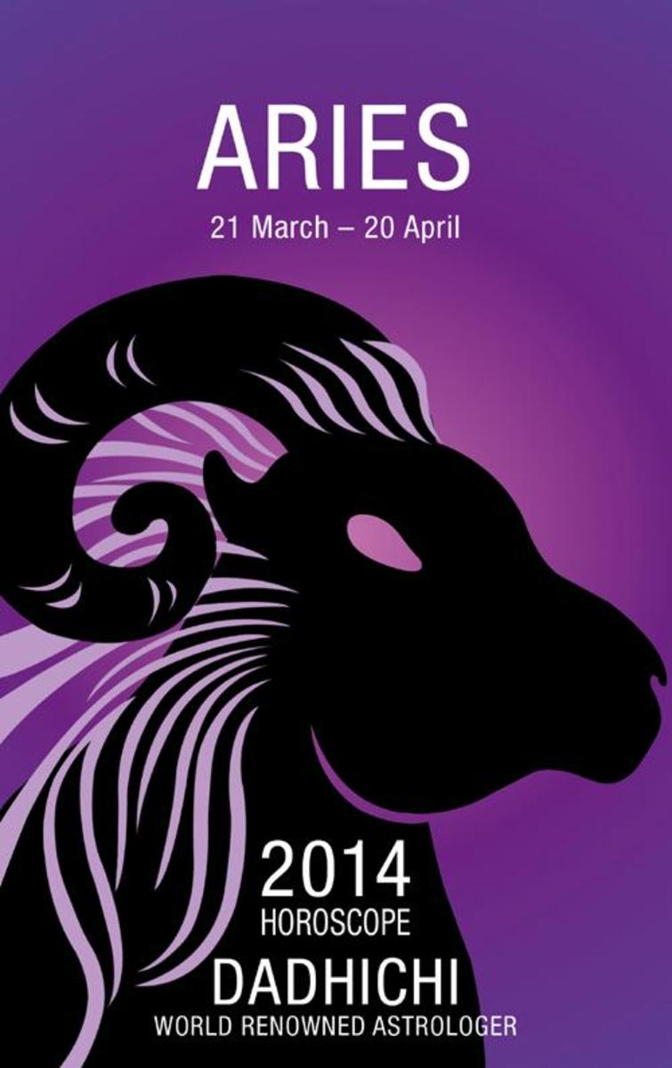 Aries 2014 (Mills &  Boon Horoscopes)