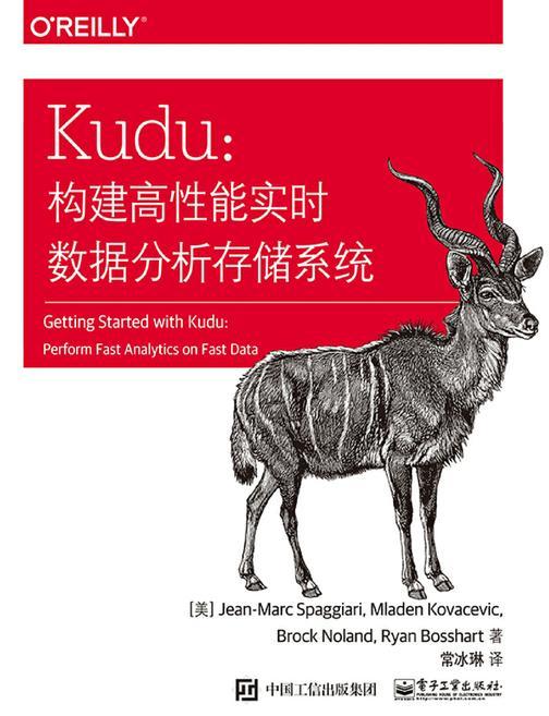 Kudu:构建高性能实时数据分析存储系统