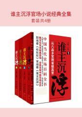 谁主沉浮:官场小说经典全集(套装共4册)