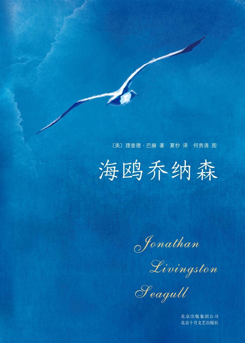 海鸥乔纳森(创美国百年畅销纪录的现象级奇迹之书。为梦想全力以赴,是一件无比幸福的事情!)