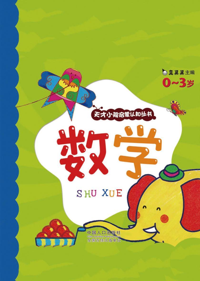 天才小孩启蒙丛书. 数学