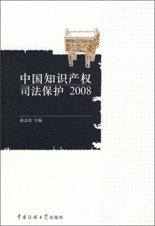 中国知识产权司法保护  2008