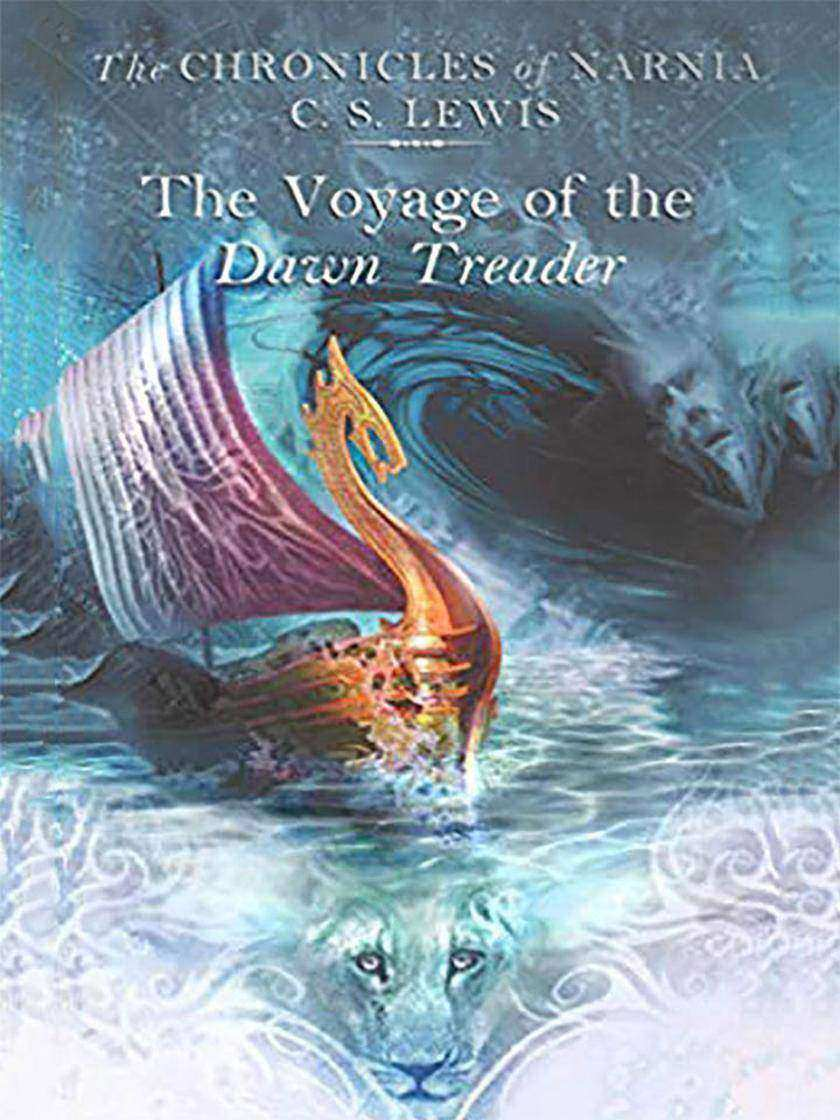 THE CHRONICLES OF NARNIA:THE VOYAGE OF THE DAWN TREADER