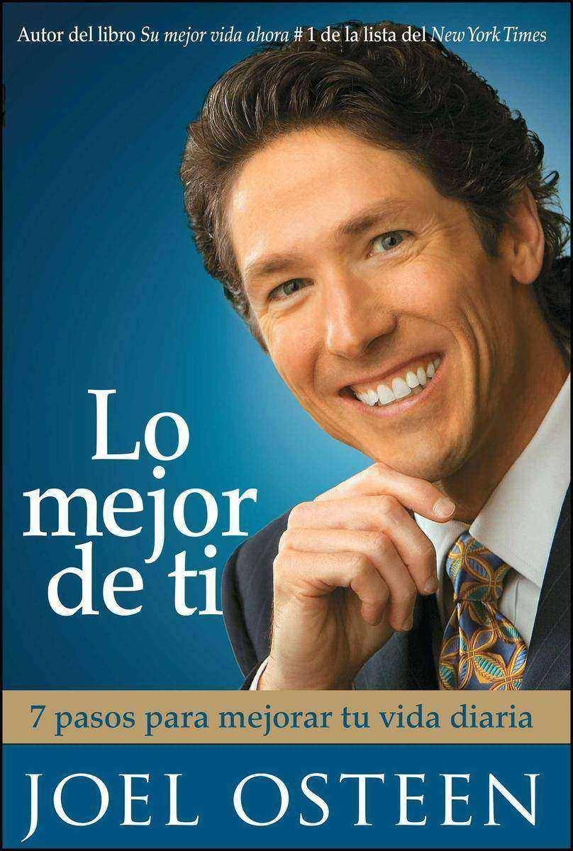 Lo mejor de ti (Become a Better You) Spanish Editi