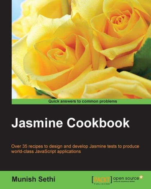 Jasmine Cookbook