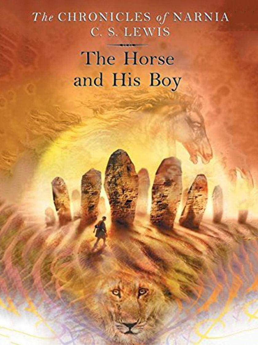 THE CHRONICLES OF NARNIA:THE HORSE AND HIS BOY