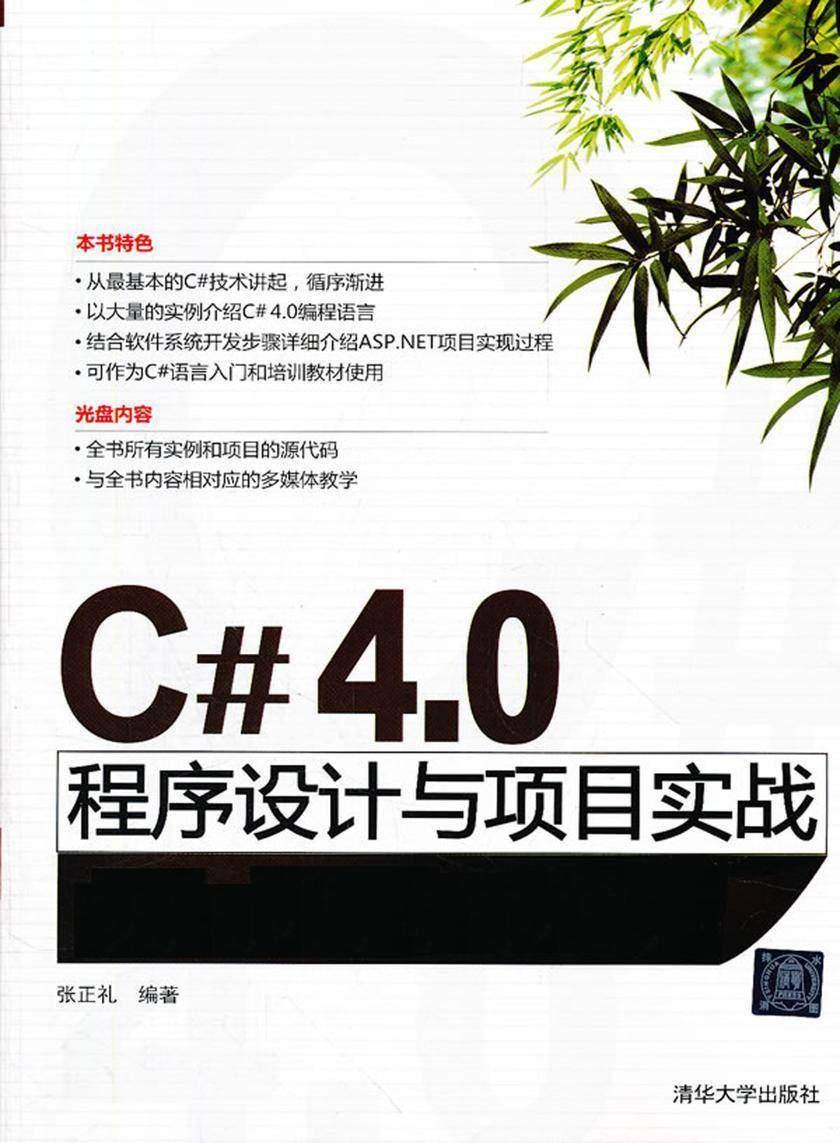 C# 4.0程序设计与项目实战(无赠送光盘)(仅适用PC阅读)