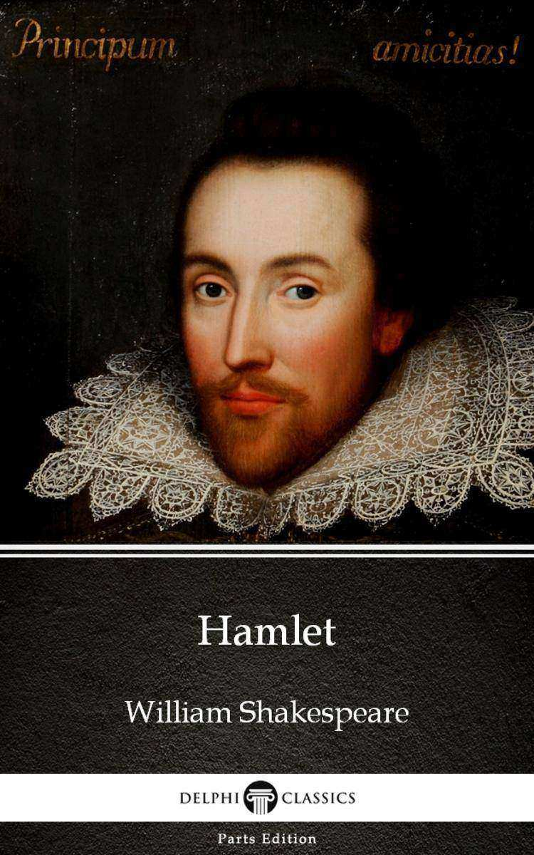 Hamlet by William Shakespeare (Illustrated)