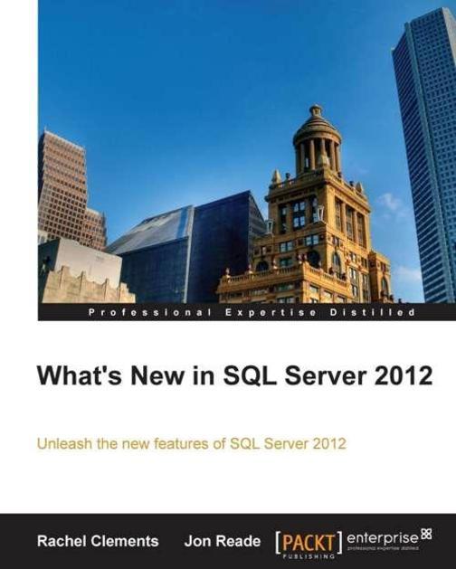 What's new in SQL Server 2012