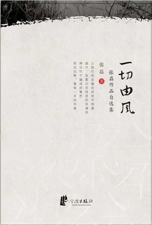 一切由风:张磊作品自选集