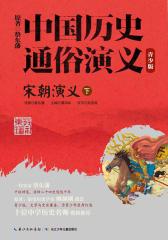 中国历史通俗演义(青少版)——宋朝演义(下)