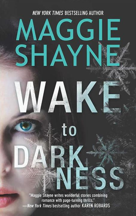 Wake to Darkness (A Brown and De Luca novel, Book 3)