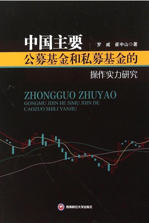 中国主要公募基金和私募基金的操作实力研究