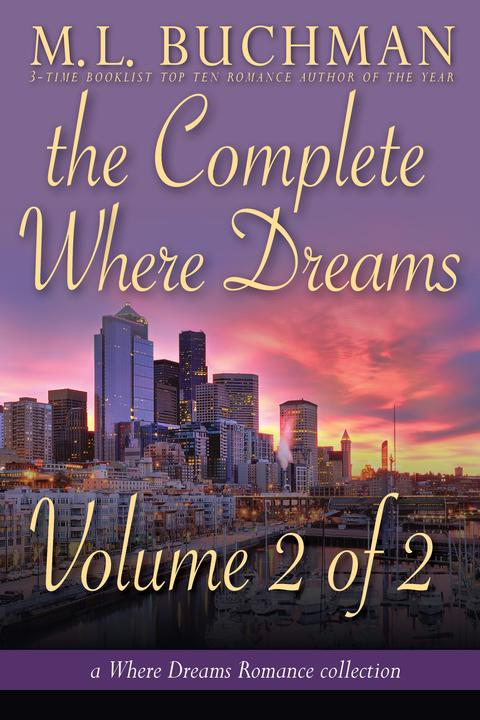 The Complete Where Dreams - Volume 2 of 2
