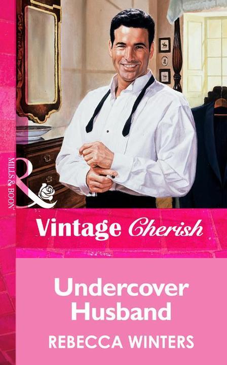 Undercover Husband (Mills & Boon Vintage Cherish)