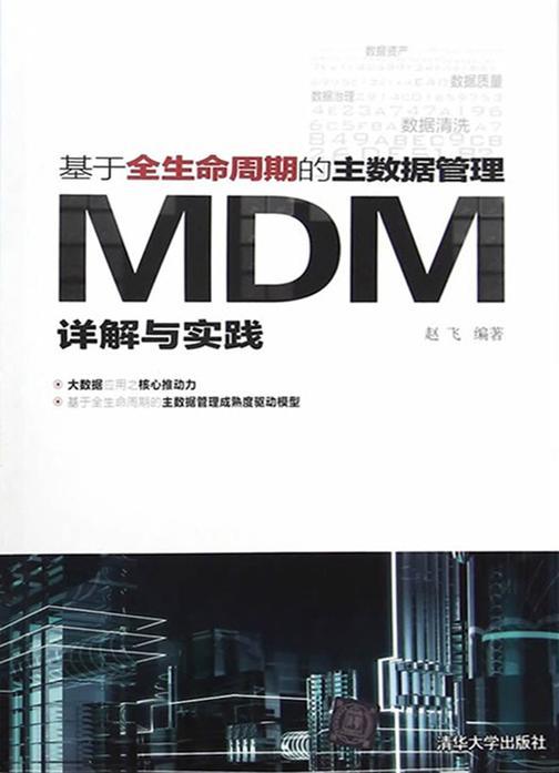 基于全生命周期的主数据管理:MDM详解与实践