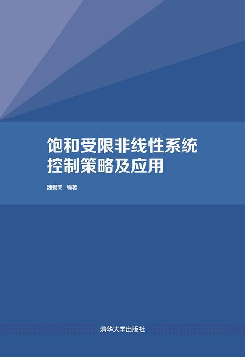 饱和受限非线性系统控制策略及应用