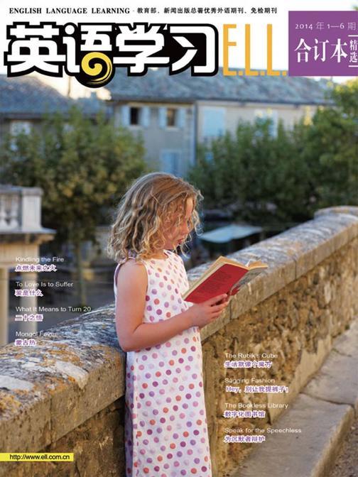 《英语学习》2014年1-6期合订本(精选)