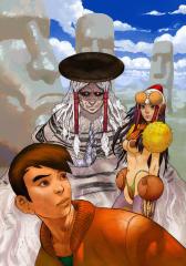 重返玛雅·第三章(仅适用PC阅读)