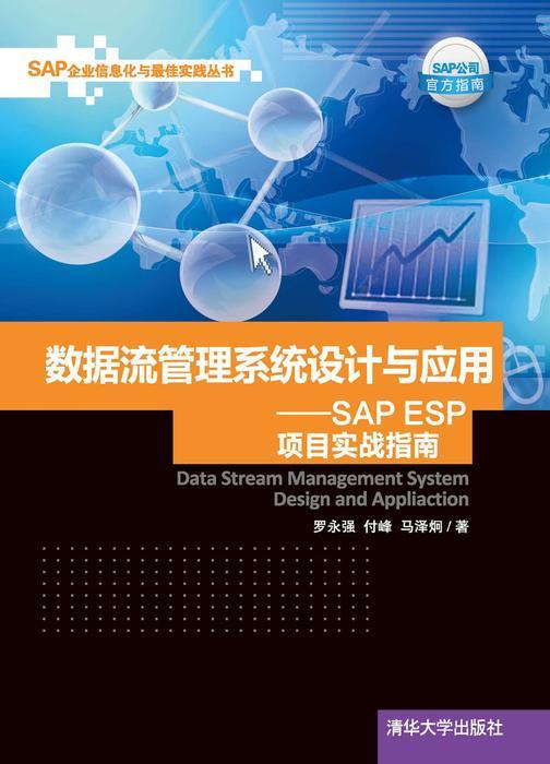 数据流管理系统设计与应用:SAP ESP项目实战指南