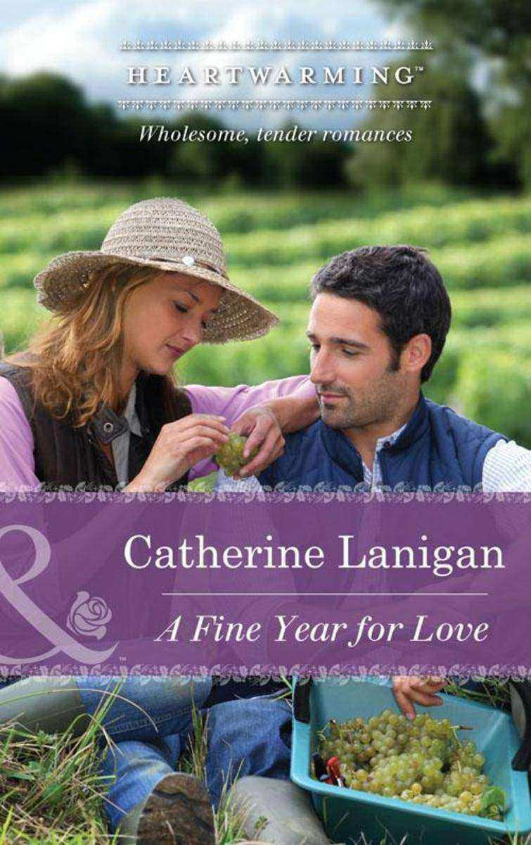 A Fine Year for Love (Mills & Boon Heartwarming) (Shores of Indian Lake, Book 3)