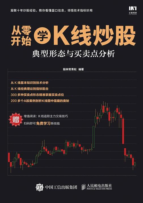 从零开始学K线炒股 典型形态与买卖点分析