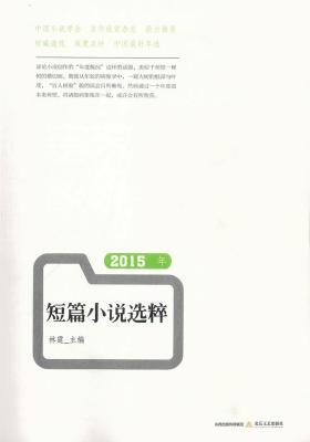 2015年短篇小说选粹