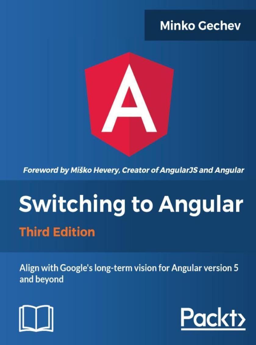 Switching to Angular - Third Edition