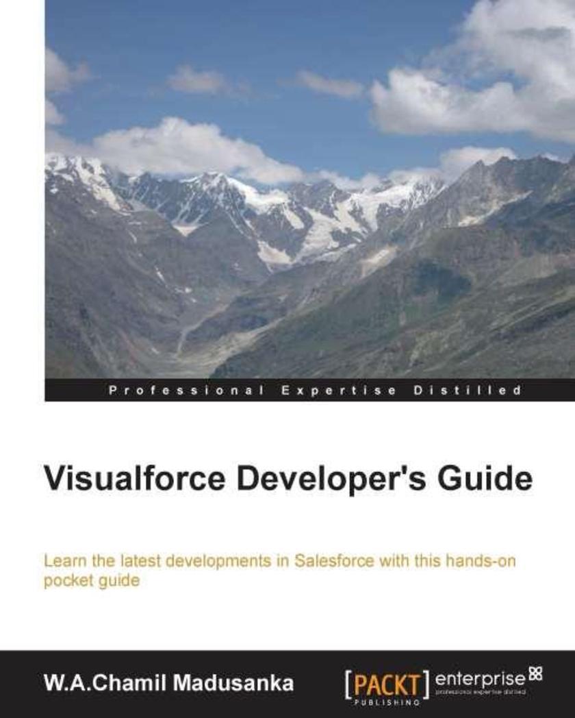 Visualforce Developer's guide