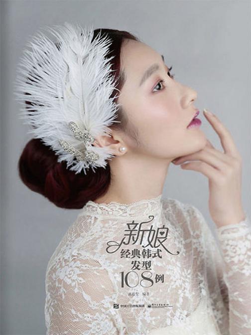 新娘经典韩式发型108例