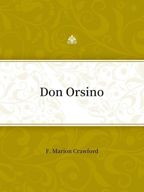 Don Orsino