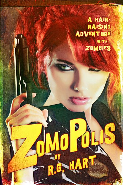 Zomopolis: Aloha Armstrong The Woman from L.I.P.S.