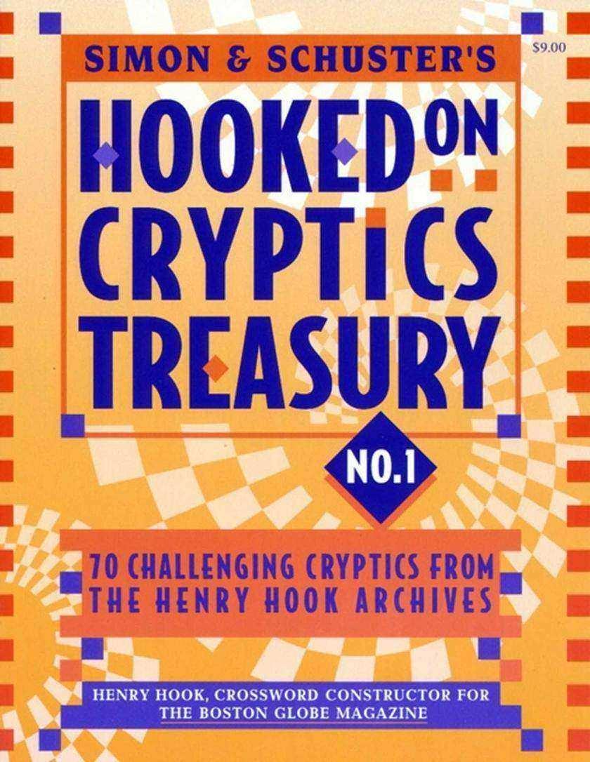 Simon & Schuster Hooked on Cryptics Treasury #1
