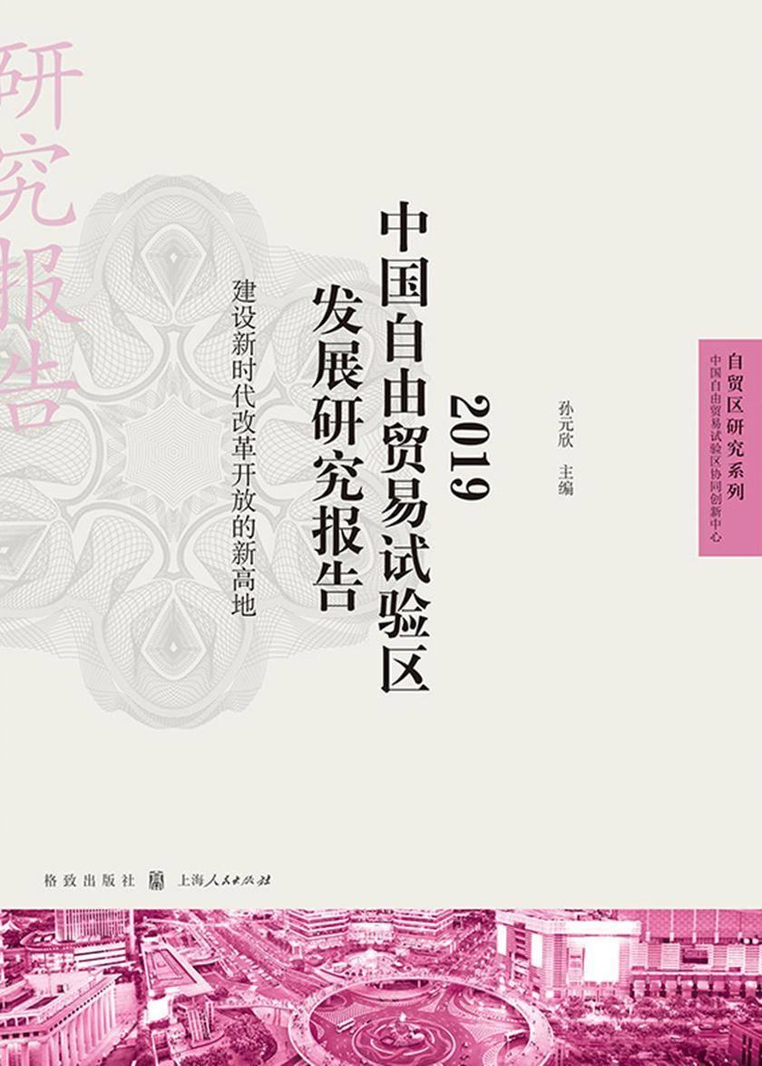 2019中国自由贸易试验区发展研究报告——建设新时代改革开放的新高地