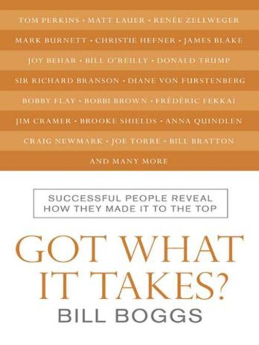 Got What It Takes?